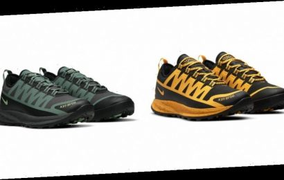 """Nike ACG's GORE-TEX-Equipped Air Nasu Appears in """"Laser Orange"""" and """"Clay Green"""""""