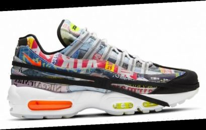 New Nike Air Max 95 Features the Vibrant Street Signs of Japan