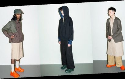 Small Alterations Yield Big Results in no.'s FW21 Collection
