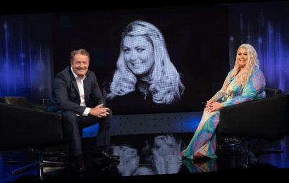 Gemma Collins to bare all in emotional interview on Piers Morgan's Life Stories