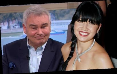 Eamonn Holmes gets mixed up in Daisy Lowe's scantily-clad photo error confusing fans