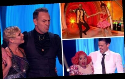 Dancing on Ice results 2021: Who left Dancing on Ice tonight?