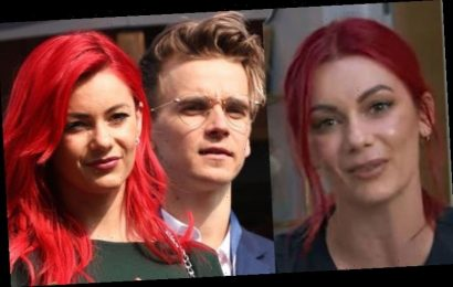 Dianne Buswell realises she's 'completely opposite' to Joe Sugg due to competitive side