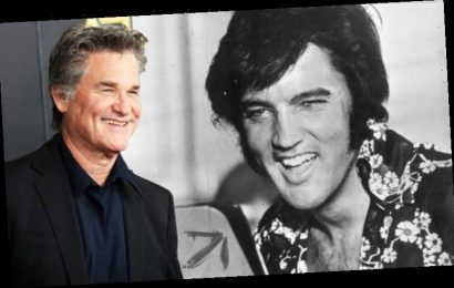 Elvis Presley biopic: Kurt Russell's fears over Kingrole – 'Going down in flames'