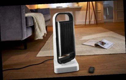 Lidl: Supermarket is launching new portable Smart Heater as part of home range