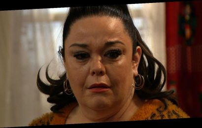 Emmerdale's Mandy star Lisa Riley looks totally different after sultry makeover