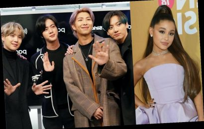 This Theory BTS Will Feature On Ariana Grande's 'Positions' Deluxe Album Is Convincing