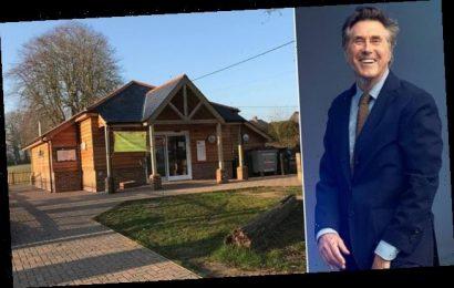 SEBASTIAN SHAKESPEARE:Bryan Ferry digs deep to save his village café