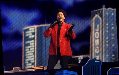 The Weeknd Turns Super Bowl 2021 Halftime Show Into His Own Blockbuster Movie