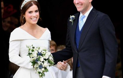 Princess Eugenie Shares A Glimpse Of Her Son With Jack Brooksbank On Instagram