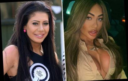 Celebs Go Dating's Chloe Ferry is unrecognisable after very glam glow up