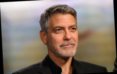 George Clooney Says People Filmed His Nearly Fatal Motorcycle Accident Instead of Trying To Help