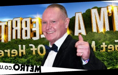Paul Gascoigne claims he was banned from I'm A Celeb after failing psych test