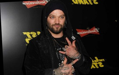 Bam Margera says he's fired from 'Jackass 4'