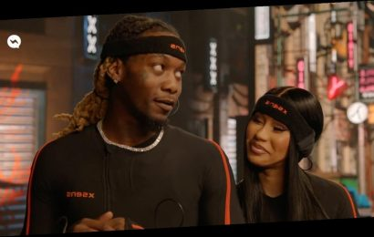 Cardi B and Offset Give Us a Glimpse of Their Dynamic in New Cardi Tries Episode