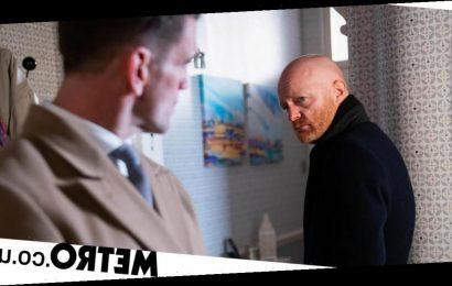 Max Branning's final exit scenes revealed as Jack orders him to go in EastEnders