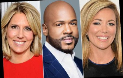 Alisyn Camerota and Victor Blackwell Taking Over Brooke Baldwin's Afternoon Slot on CNN