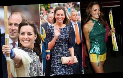 18 fabulous photos of Kate Middleton you may have forgotten about