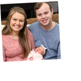 Joseph and Kendra Duggar Welcome Baby #3! And She's Perfect!
