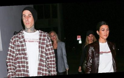Kourtney Kardashian 'Likes' Travis Barker 'A Lot': How His Pursuit Of Her Led To A Romance