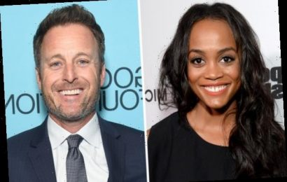 Rachel Lindsay on If 'Bachelor' Host Chris Harrison Should Be Fired: 'Let's See What Happens' (Video)