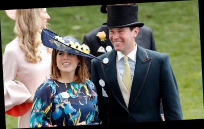 Who will Princess Eugenie choose to be royal baby's godparents?