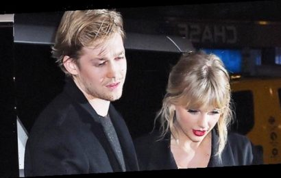 Taylor Swift Reveals How Joe Alwyn's 'Support' Gave Her Confidence To Speak out About Politics