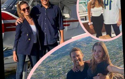 The Bachelor's Peter Weber & Ex-GF Kelley Flanagan Spotted Together One Month After Announcing Split!