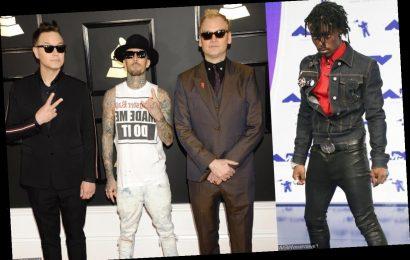 Lil Uzi Vert Gets a Taste of Rock Through Blink-182 Collaboration