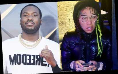 6ix9ine Shows Cease and Desist Letter Sent by Meek Mill Over 'ZAZA' Music Video