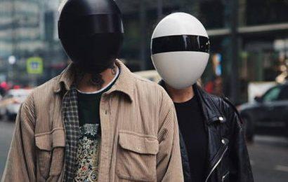 Sideswipe: March 1 – Daft punk cover band or mask?