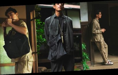 hobo SS21 Is Defined by Brushed Fabrics, Light Washes and Handcrafted Goods