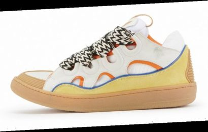 Lanvin Releases New Colors to Its $900 USD Osiris D3-Inspired CURB Sneakers