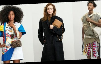 Nicolas Ghesquière's Muses Take Center Stage for Louis Vuitton's SS21 Campaign