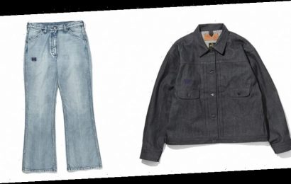 NEEDLES' Wrangler Japan Collaboration Exudes Vintage Aura