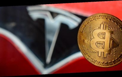 Tesla Stocks Drop 25% as Bitcoin Experiences Largest Daily Dip in Its History