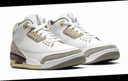 Take an Official Look at the A Ma Maniere x Air Jordan 3
