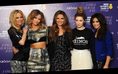 Sarah Harding's cancer diagnosis has brought Girls Aloud back to being sisters