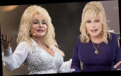Dolly Parton receives vaccine and tells 'cowards' to get their shot – 'Don't be chicken'