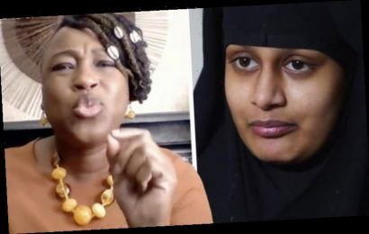 BBC uproar as Dr Shola suggests Shamima stripped of UK citizenship 'because she's brown'