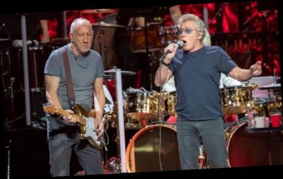 The Who new album? 'Pages of lyrics' says Pete Townshend but Roger Daltrey has his doubts