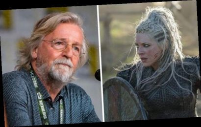 Vikings writer shares 'pride' for Lagertha star Katheryn Winnick: 'Brilliant in the role'