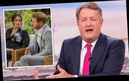 'Only 57,000?' Piers Morgan hits back as Meghan Markle rant has most Ofcom complaints ever