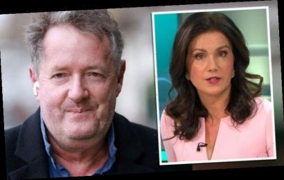 Piers Morgan swipes at Susanna Reid after GMB exit 'My ex-wife talks more fondly about me'