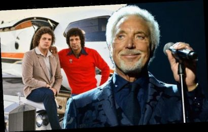Tom Jones children: Who are Tom Jones' children? Inside star's family life