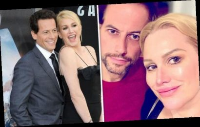 Ioan Gruffudd's wife Alice Evans to pen tell-all book after sudden marriage split