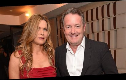 Piers Morgan's wife Celia jokes she's making him a house-husband after GMB exit