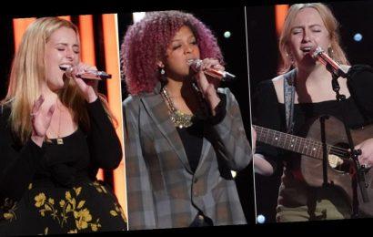 American Idol Hollywood Week: Terrifying Collapse — Plus, Katy Perry's Wig Flies After Powerful Duet