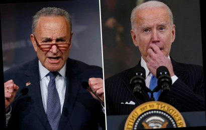 Biden may cancel up to $50,000 in student loan debt after being pressured by Dems