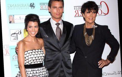 Is Kris Jenner the Reason Kourtney Kardashian and Scott Disick Never Married?